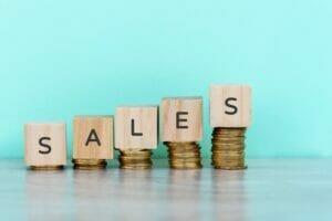 Amazon FBA sales
